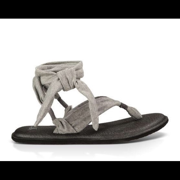 5b3a987d0849 ⭐️NEW WITH TAGS⭐ Sanuk Slinged Up Yoga Sandal